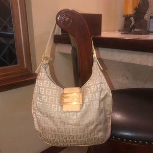 Fendi shoulder handbag